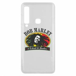 Чехол для Samsung A9 2018 Bob Marley A Tribute To Freedom