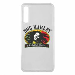 Чехол для Samsung A7 2018 Bob Marley A Tribute To Freedom