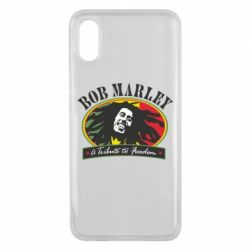 Чехол для Xiaomi Mi8 Pro Bob Marley A Tribute To Freedom