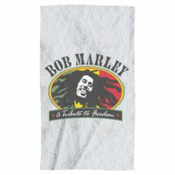 Полотенце Bob Marley A Tribute To Freedom