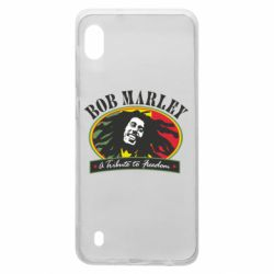 Чехол для Samsung A10 Bob Marley A Tribute To Freedom