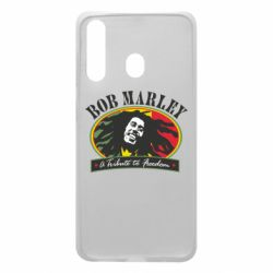 Чехол для Samsung A60 Bob Marley A Tribute To Freedom