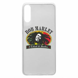 Чехол для Samsung A70 Bob Marley A Tribute To Freedom