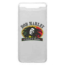 Чехол для Samsung A80 Bob Marley A Tribute To Freedom