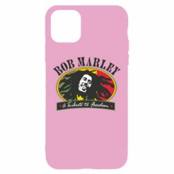 Чехол для iPhone 11 Bob Marley A Tribute To Freedom