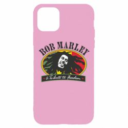 Чехол для iPhone 11 Pro Bob Marley A Tribute To Freedom