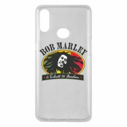 Чехол для Samsung A10s Bob Marley A Tribute To Freedom