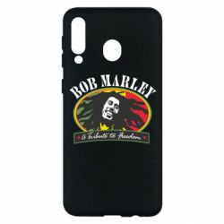 Чехол для Samsung M30 Bob Marley A Tribute To Freedom