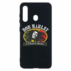 Чехол для Samsung M40 Bob Marley A Tribute To Freedom