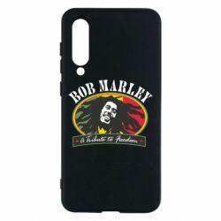 Чехол для Xiaomi Mi9 SE Bob Marley A Tribute To Freedom