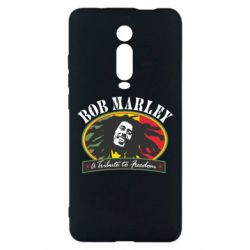 Чехол для Xiaomi Mi9T Bob Marley A Tribute To Freedom