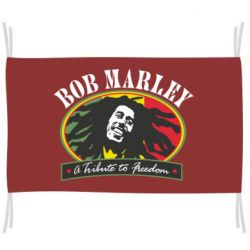 Флаг Bob Marley A Tribute To Freedom