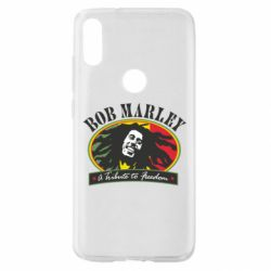 Чехол для Xiaomi Mi Play Bob Marley A Tribute To Freedom