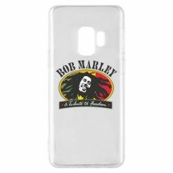 Чехол для Samsung S9 Bob Marley A Tribute To Freedom