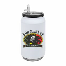 Термобанка 350ml Bob Marley A Tribute To Freedom