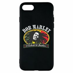 Чехол для iPhone 8 Bob Marley A Tribute To Freedom