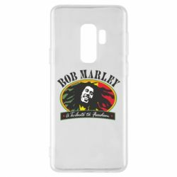 Чехол для Samsung S9+ Bob Marley A Tribute To Freedom