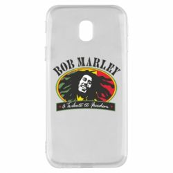 Чехол для Samsung J3 2017 Bob Marley A Tribute To Freedom