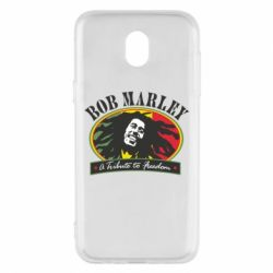 Чехол для Samsung J5 2017 Bob Marley A Tribute To Freedom