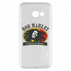 Чехол для Samsung A3 2017 Bob Marley A Tribute To Freedom
