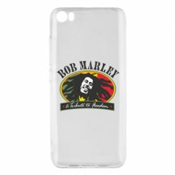 Чехол для Xiaomi Mi5/Mi5 Pro Bob Marley A Tribute To Freedom