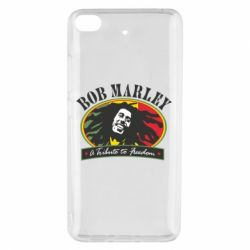 Чехол для Xiaomi Mi 5s Bob Marley A Tribute To Freedom