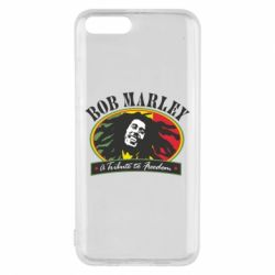 Чехол для Xiaomi Mi6 Bob Marley A Tribute To Freedom