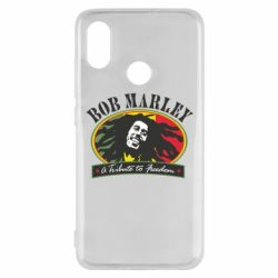Чехол для Xiaomi Mi8 Bob Marley A Tribute To Freedom