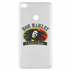 Чехол для Xiaomi Mi Max 2 Bob Marley A Tribute To Freedom