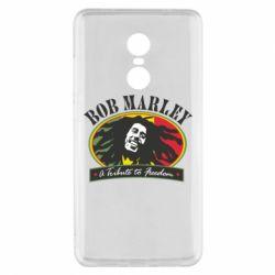Чехол для Xiaomi Redmi Note 4x Bob Marley A Tribute To Freedom