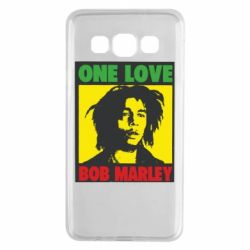 Чехол для Samsung A3 2015 Bob Marley One Love
