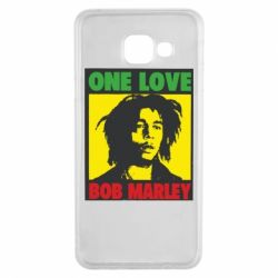 Чехол для Samsung A3 2016 Bob Marley One Love
