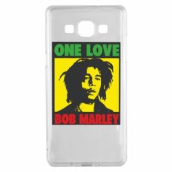 Чехол для Samsung A5 2015 Bob Marley One Love