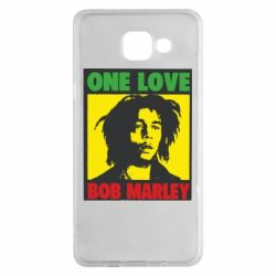 Чехол для Samsung A5 2016 Bob Marley One Love