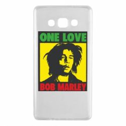 Чехол для Samsung A7 2015 Bob Marley One Love