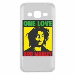 Чехол для Samsung J2 2015 Bob Marley One Love