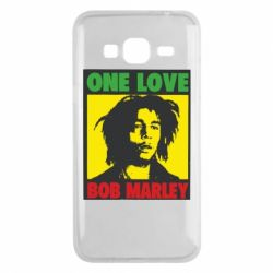 Чехол для Samsung J3 2016 Bob Marley One Love