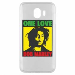 Чехол для Samsung J4 Bob Marley One Love