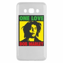 Чехол для Samsung J5 2016 Bob Marley One Love