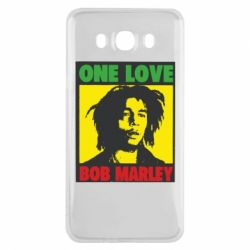 Чехол для Samsung J7 2016 Bob Marley One Love