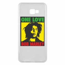Чехол для Samsung J4 Plus 2018 Bob Marley One Love