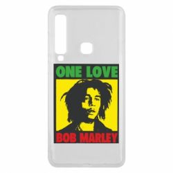 Чехол для Samsung A9 2018 Bob Marley One Love