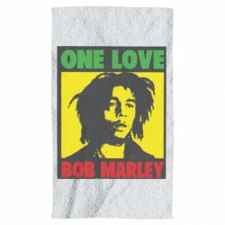 Полотенце Bob Marley One Love