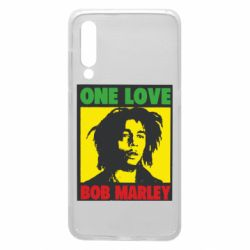 Чехол для Xiaomi Mi9 Bob Marley One Love