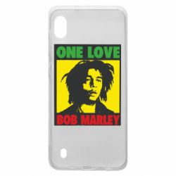 Чехол для Samsung A10 Bob Marley One Love