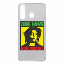 Чехол для Samsung A60 Bob Marley One Love