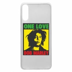 Чехол для Samsung A70 Bob Marley One Love
