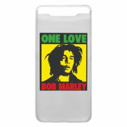 Чехол для Samsung A80 Bob Marley One Love