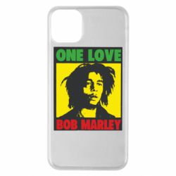Чехол для iPhone 11 Pro Max Bob Marley One Love