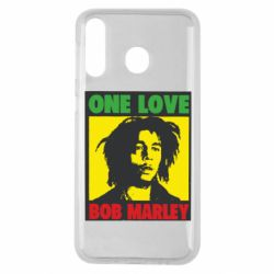 Чехол для Samsung M30 Bob Marley One Love